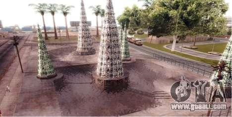 Dark ENB Series for GTA San Andreas third screenshot