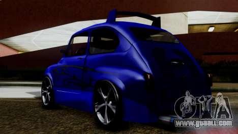 Zastava 750 Tuning for GTA San Andreas left view