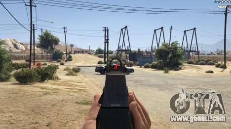 GTA 5 Combat HUD 1.0.2 third screenshot