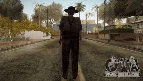 RE4 Don Diego for GTA San Andreas third screenshot