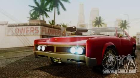 GTA 5 Albany Virgo for GTA San Andreas