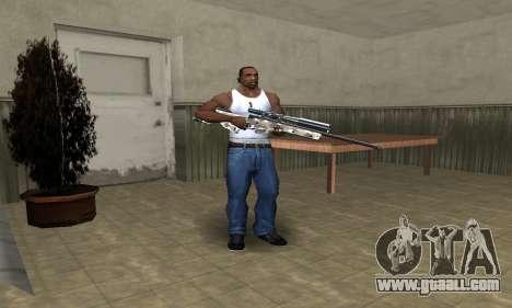 Sniper War for GTA San Andreas second screenshot