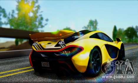 Smooth Realistic Graphics ENB 3.0 for GTA San Andreas ninth screenshot