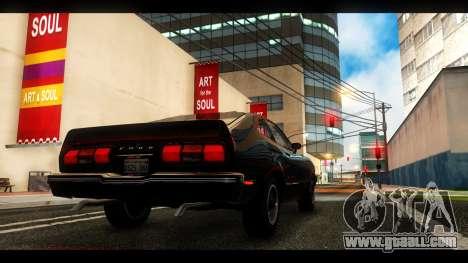 MAC_True ENB [0.248] for GTA San Andreas fifth screenshot