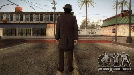 Sherlock Holmes v2 for GTA San Andreas third screenshot