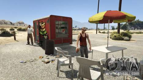 GTA 5 Real Life Mod 1.0.0.1 third screenshot