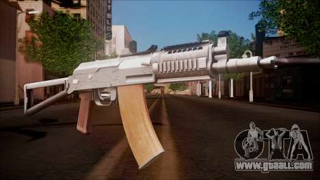 AKC-47У from Battlefield Hardline for GTA San Andreas