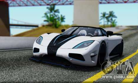 Smooth Realistic Graphics ENB 3.0 for GTA San Andreas