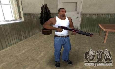 Redl Shotgun for GTA San Andreas third screenshot