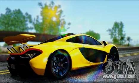 Smooth Realistic Graphics ENB 3.0 for GTA San Andreas eighth screenshot