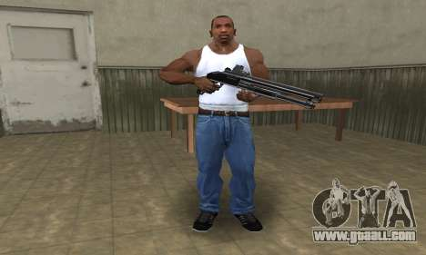 Shotgun HD for GTA San Andreas third screenshot