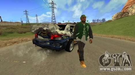 No Shadows for GTA San Andreas forth screenshot