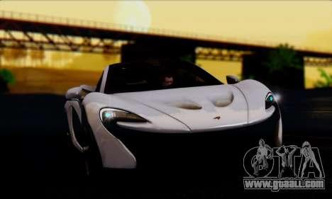 Smooth Realistic Graphics ENB 3.0 for GTA San Andreas tenth screenshot