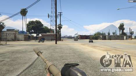 Cheytac M200 Intervention for GTA 5