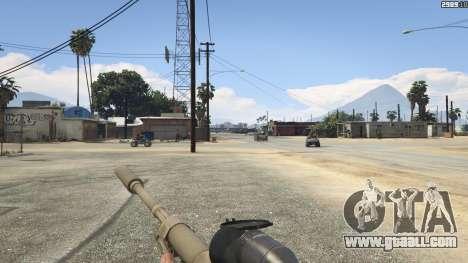 GTA 5 Cheytac M200 Intervention third screenshot