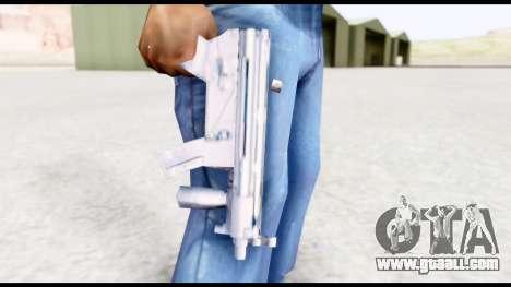 MP5-K from GTA Vice City for GTA San Andreas third screenshot