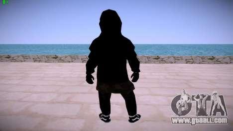 Black Guy for GTA San Andreas forth screenshot