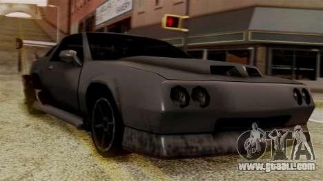 AR Buffalo for GTA San Andreas