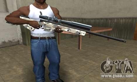 Sniper War for GTA San Andreas
