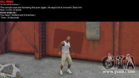 GTA 5 Last Shot 0.1 third screenshot