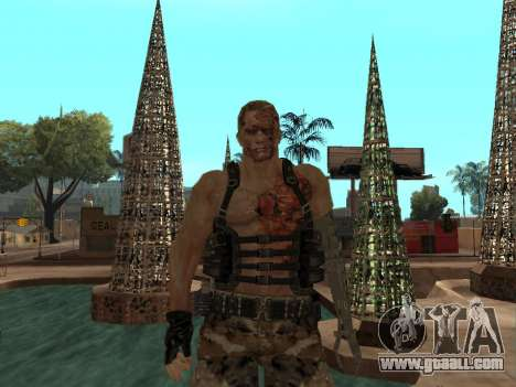 Tyrant T-1000 Krauser for GTA San Andreas