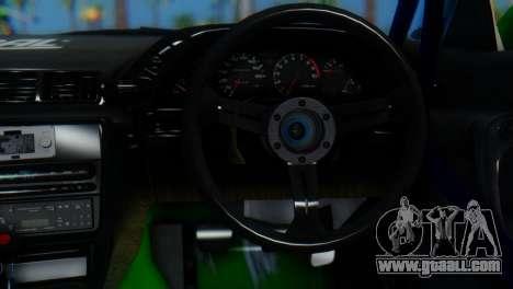 Nissan Skyline GT-R R32 for GTA San Andreas back left view