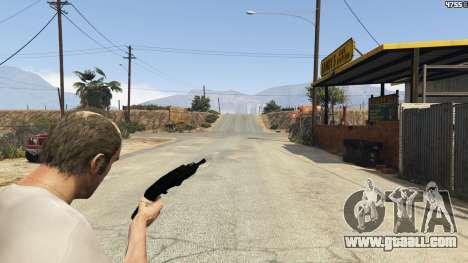 GTA 5 SPAS 12 2.0 ninth screenshot