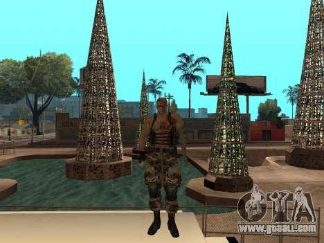 Tyrant T-1000 Krauser for GTA San Andreas third screenshot