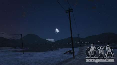 GTA 5 DeathStar Moon v3 Incomplete Deathstar fourth screenshot