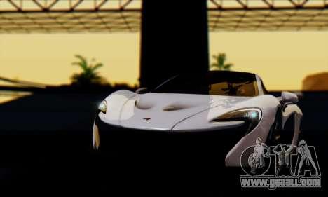 Smooth Realistic Graphics ENB 3.0 for GTA San Andreas sixth screenshot