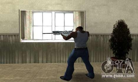 Sniper War for GTA San Andreas third screenshot