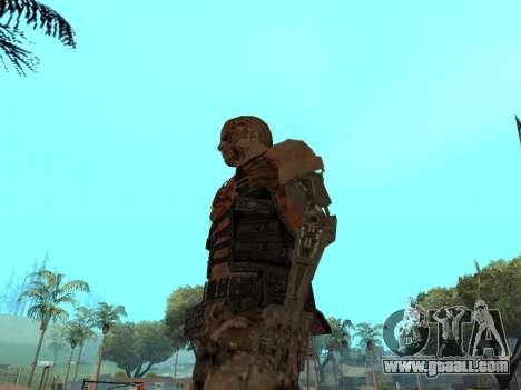 Tyrant T-1000 Krauser for GTA San Andreas second screenshot