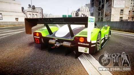 Radical SR8 RX 2011 [23] for GTA 4 back left view