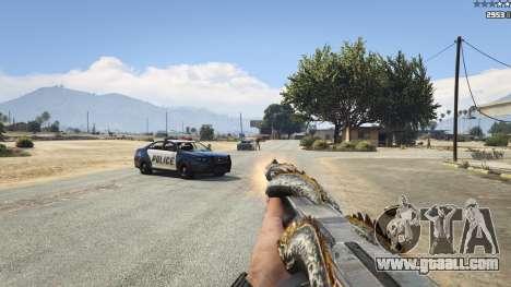 GTA 5 CFs Thompson Infernal Dragon sixth screenshot