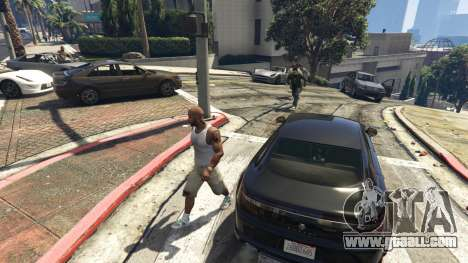 GTA 5 AngryPeds fourth screenshot