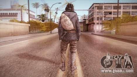 Paul v1 for GTA San Andreas third screenshot