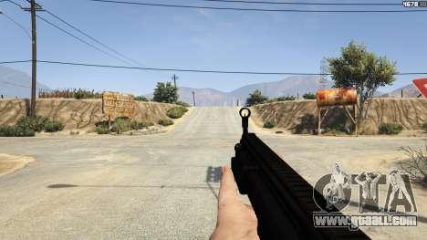GTA 5 Scar-H sixth screenshot