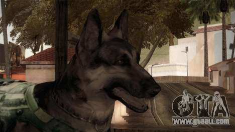 COD Ghosts - Riley Skin for GTA San Andreas