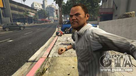 AngryPeds for GTA 5