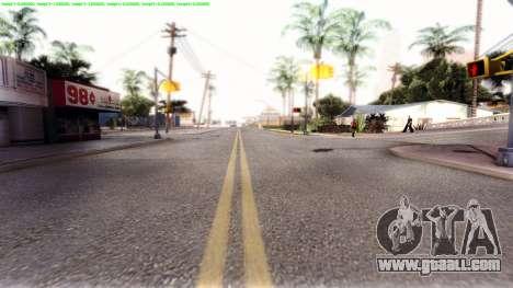Dark ENB Series for GTA San Andreas fifth screenshot