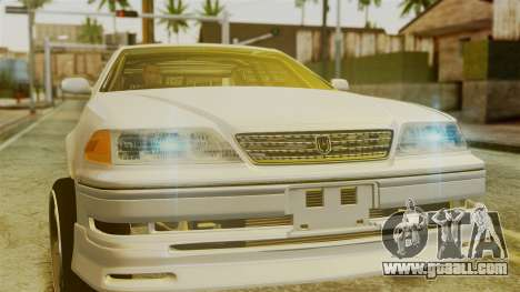 Toyota Mark 2 100 for GTA San Andreas left view