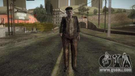 RE4 Don Diego without Hat for GTA San Andreas second screenshot