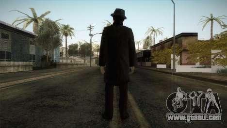 Sherlock Holmes v3 for GTA San Andreas third screenshot
