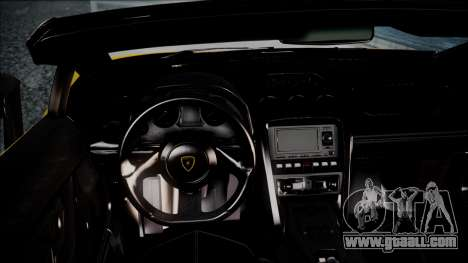 Lamborghini Gallardo LP570-4 Spyder 2012 for GTA San Andreas right view