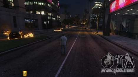 GTA 5 MW2 Predator Missile 1.1 fourth screenshot
