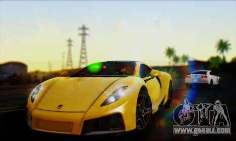 Smooth Realistic Graphics ENB 3.0 for GTA San Andreas twelth screenshot