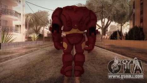 Classic Hulkbuster for GTA San Andreas third screenshot