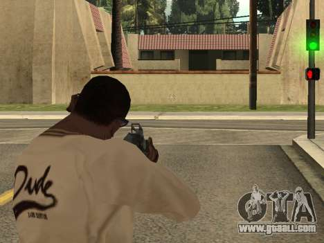 Cleo Weapon Zoom for GTA San Andreas third screenshot