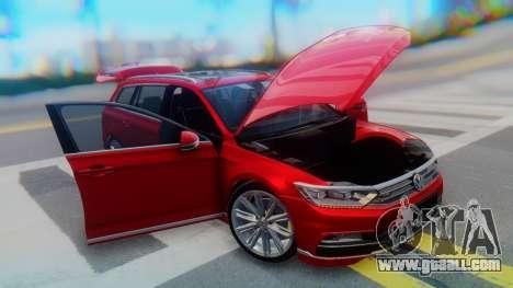 Volkswagen Passat Variant R-Line for GTA San Andreas side view