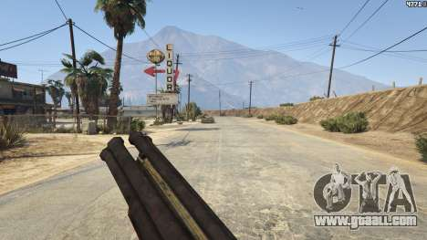GTA 5 Mob of the Dead Blundergat fourth screenshot